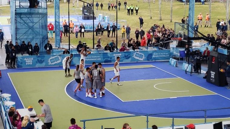 É o último jogo da fase de classificação dos Jogos Olímpicos da Juventude  para confirmar um lugar nas quartas de final. dc5e78569efc0