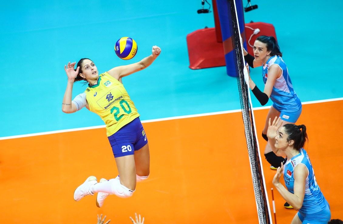 Selecao Feminina Termina Em Terceiro A Fase De Classificacao Da Liga Das Nacoes Rede Do Esporte