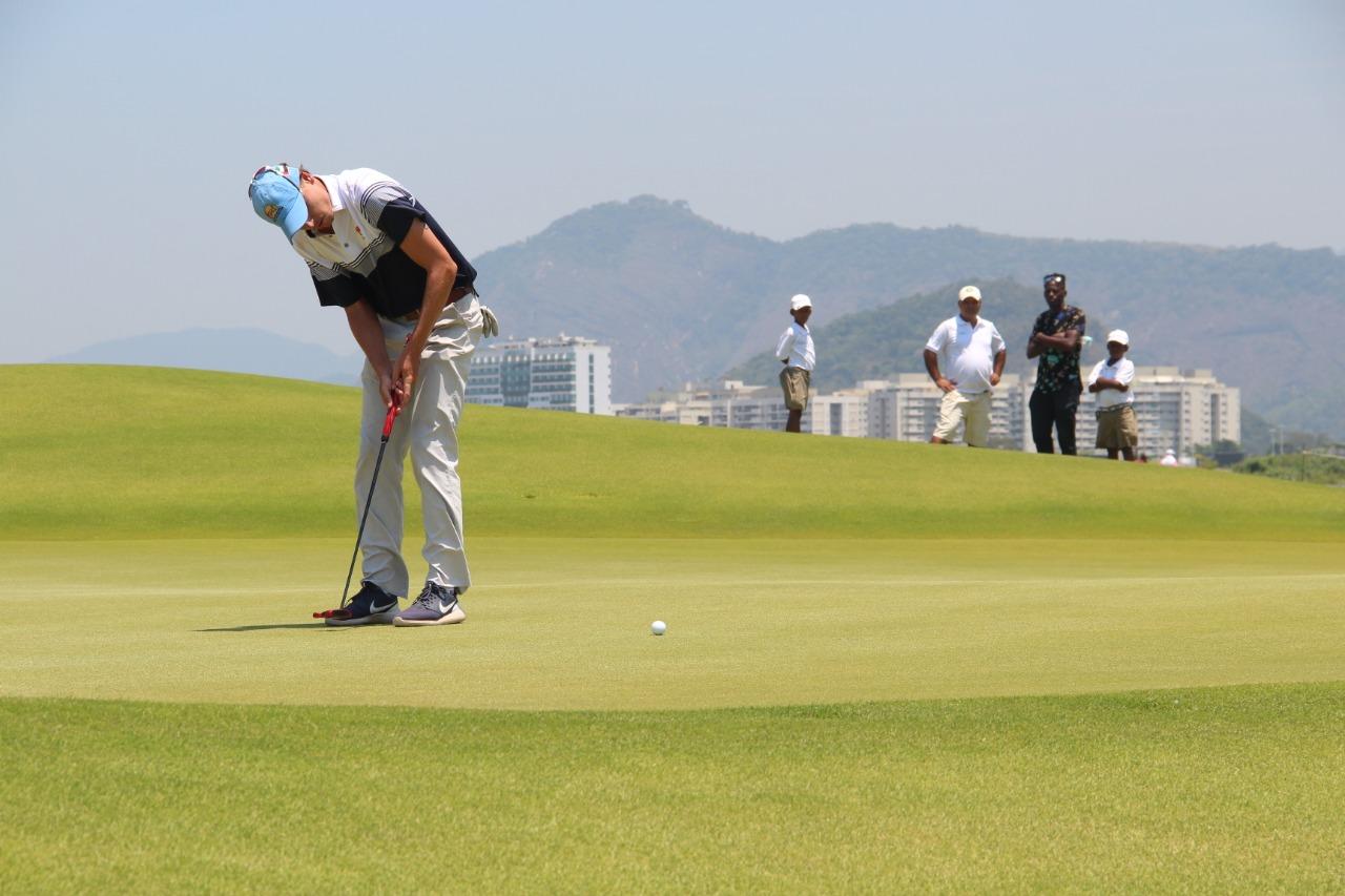 Felipe Navarro Conquista Vaga No PGA Tour Latino América